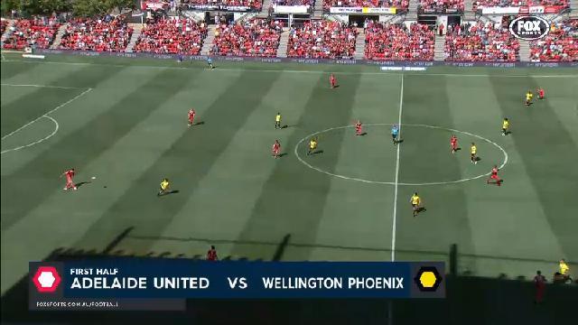 ADL v WEL: Full Match Replay