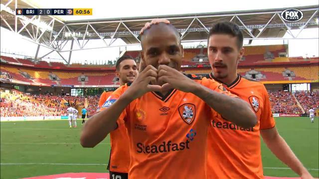 BRI v PER: Match Highlights