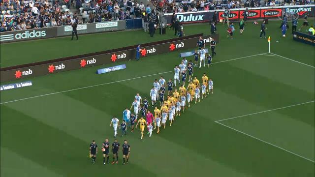 CCM v MVC: Match Highlights