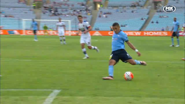SYD v NEW: Match Highlights