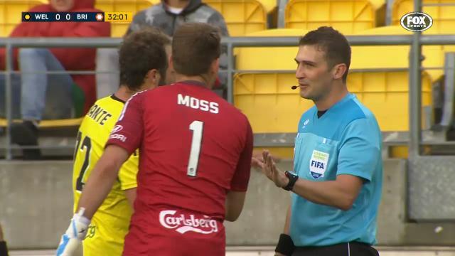 Referee reverses decision