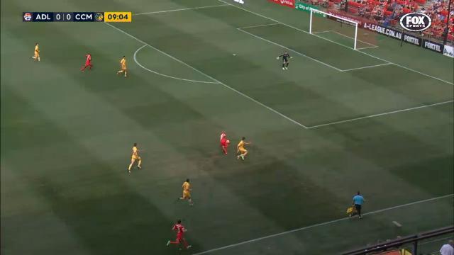 ADE v CCM: Match Highlights