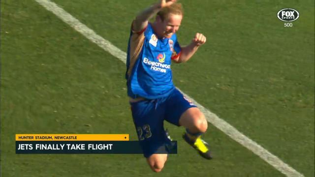 Jets stun Wellington
