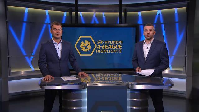 A-League Highlights: Round 15