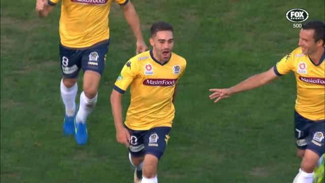 Caceres to Melbourne City