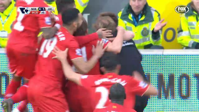 Reds win nine-goal thriller