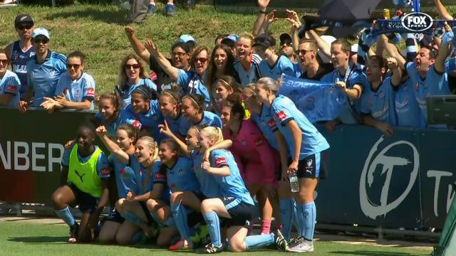 Sydney into W-League final