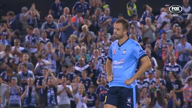 Victory topple Sydney FC
