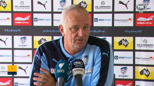 Sydney FC to bolster attack?