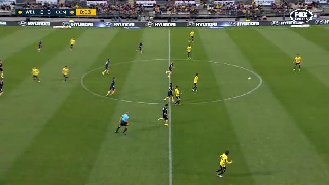 WEL v CCM: Full match replay