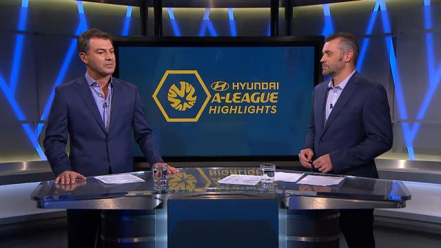 A-League Highlights: Round 17