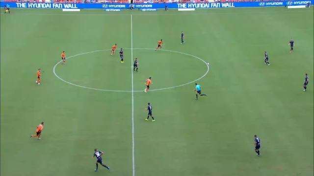 BRI v CCM: Match Highlights