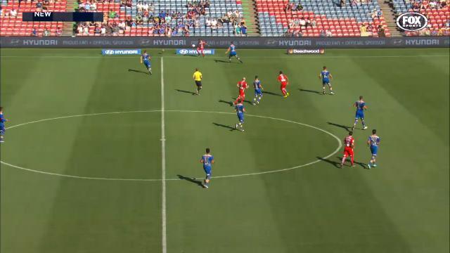 NEW v MCY: Match Highlights
