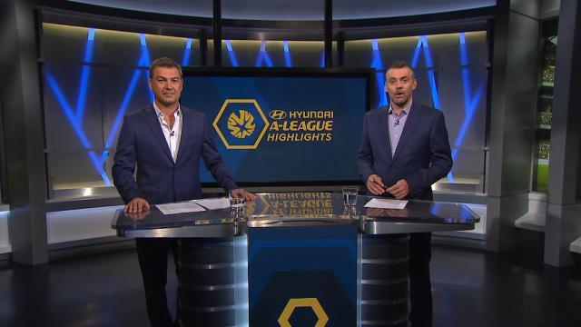 A-League highlights show