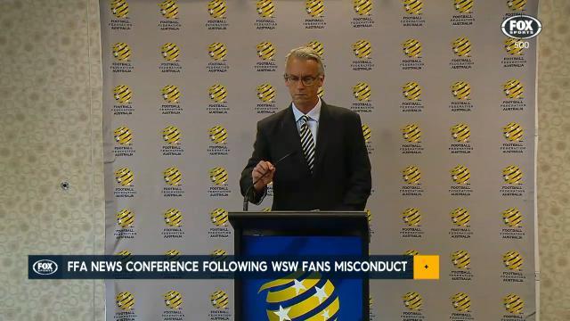 Gallop speaks on WSW