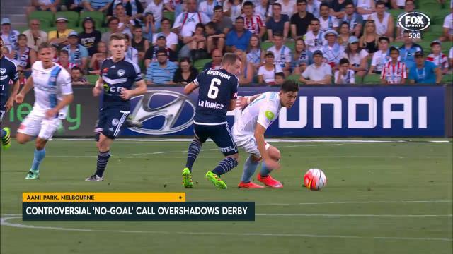 Melbourne's best ever derby