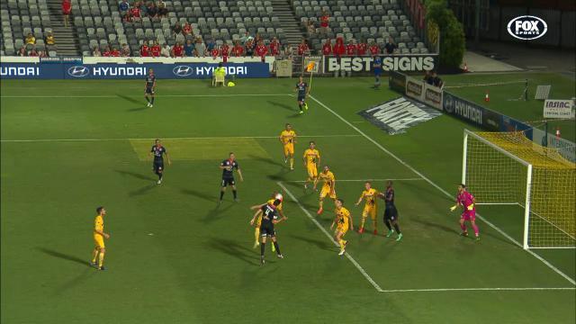 Djite's controversial goal