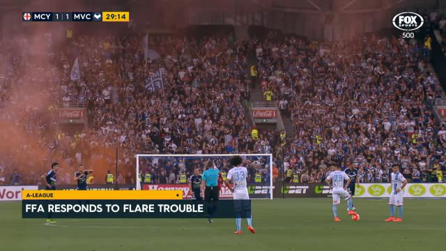 FFA responds to flare trouble