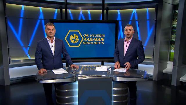 A-League Highlights: Round 19