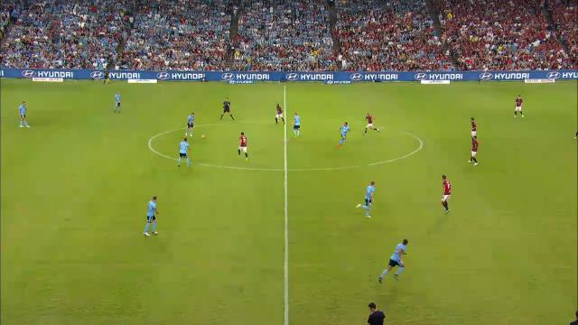 SYD v WSW: Match Highlights