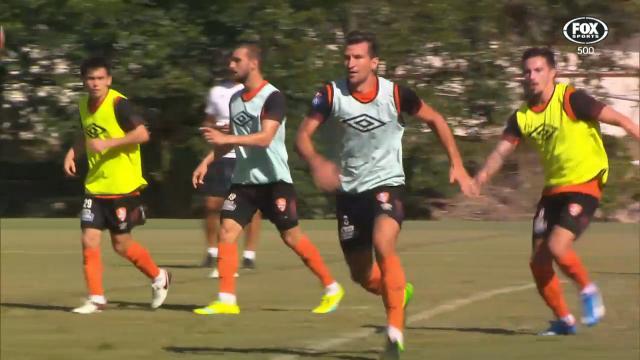 Roar set for team changes