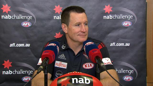 Bombers press conference