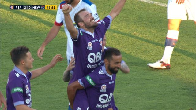 Glory surge into top six