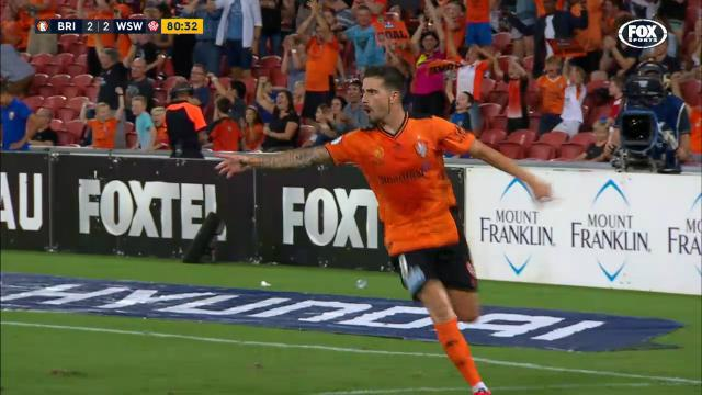 Every A-League Round 22 Goal