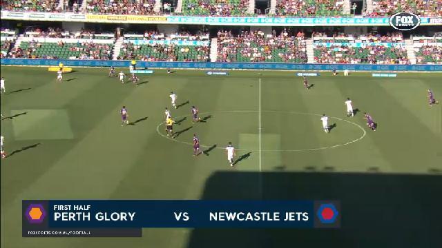 PER v NEW: Full Match Replay