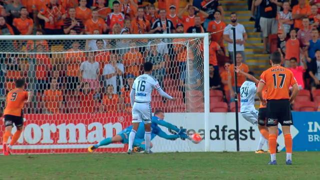 Vukovic tames fiery Roar