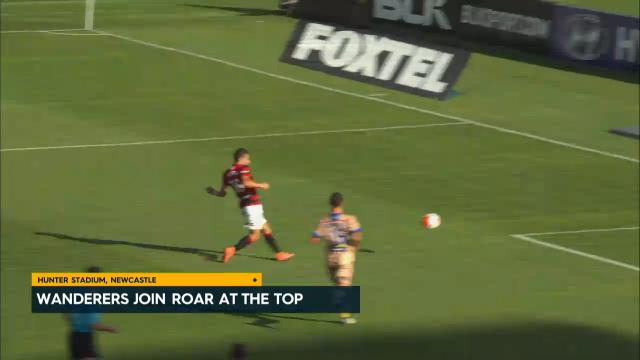 WSW join Roar at the top