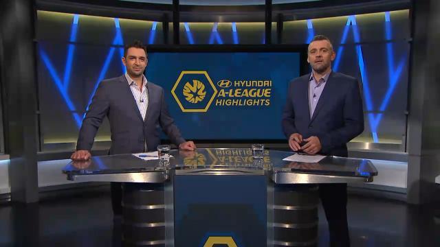 A-League Highlights: Round 23