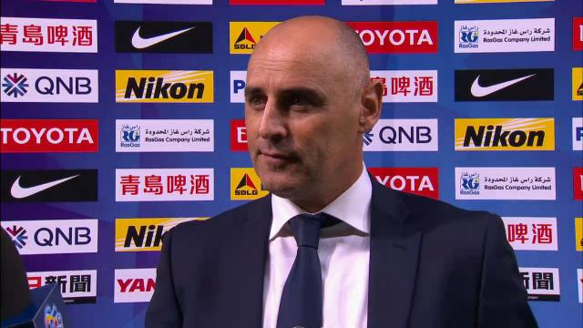 Muscat happy with performance