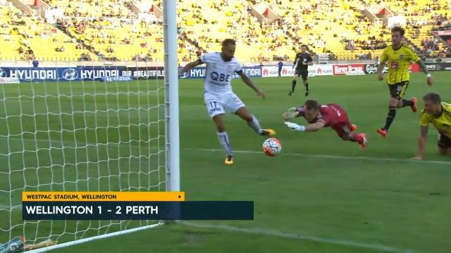 Perth too classy for Phoenix