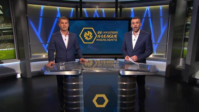 A-League Highlights: Round 24