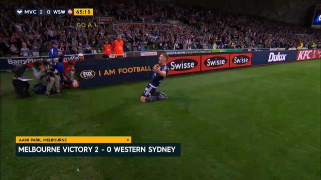 MVC v WSW: Match highlights