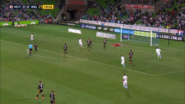 MCY v WEL: Match Highlights