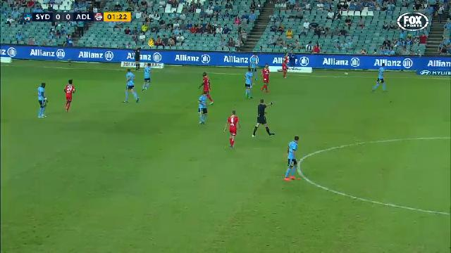 SYD v ADE: Full Match Replay