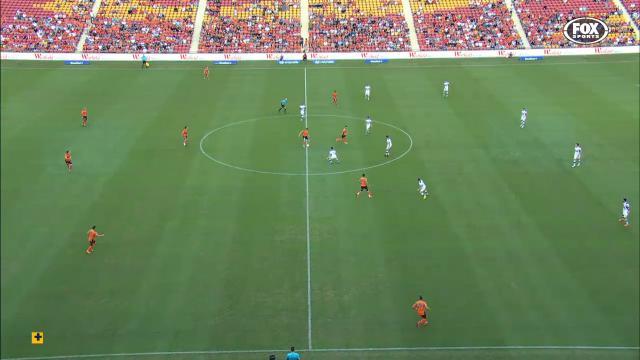 BRI v NEW: Match Highlights
