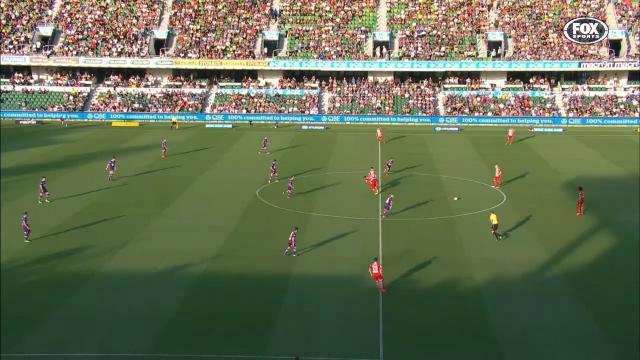 PER v MCY: Match Highlights