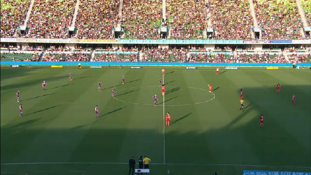 PER v MCY: Full Match Replay