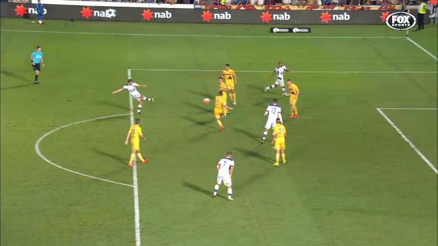CCM v NEW: Match Highlights