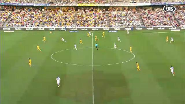 CCM v NEW: Full Match Replay
