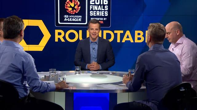 A-League round table