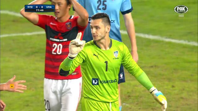 Sydney FC draws with Urawa