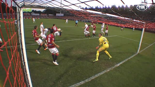 Wanderers own goal