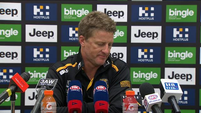 Richmond press conference