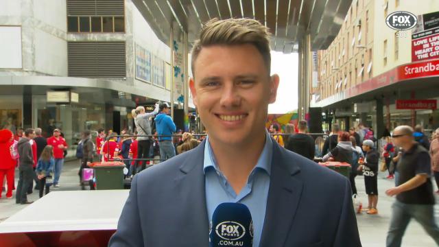 Wilson on Adelaide's future