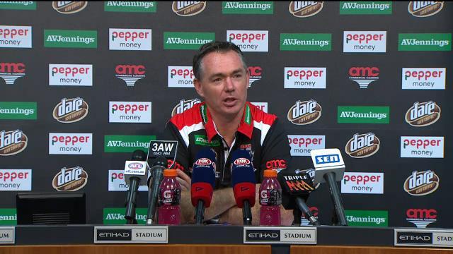 Saints press conference
