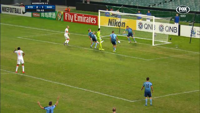 Sydney FC eliminated from ACL